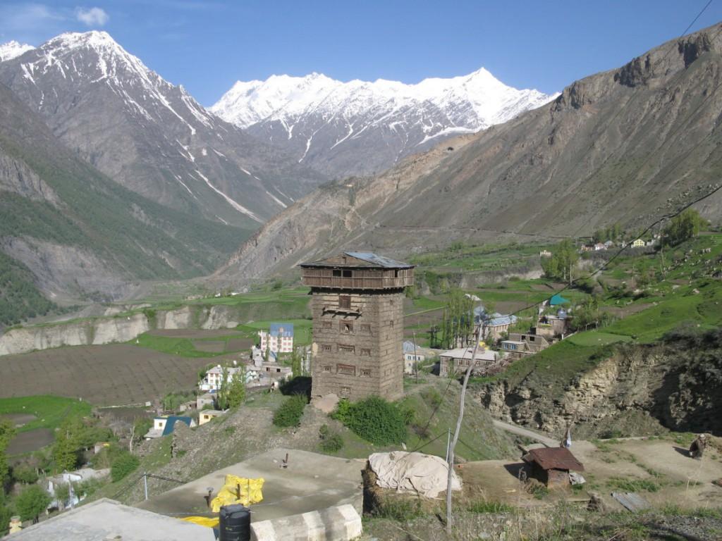 Gondhla Fort