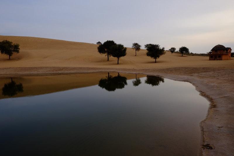 Khimsar Sand Dune Village