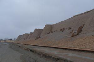 イチャン・カラ城壁