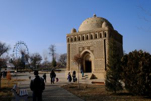 イスマーイール・サーマーニー廟