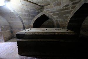 ティームールの地下墓室