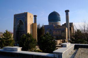 アミール・ティームール廟