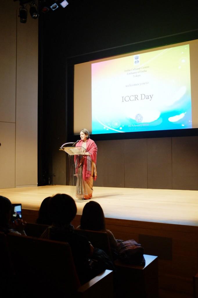 ICCR Day