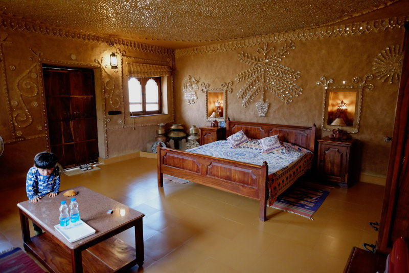 No.9 Hut Room