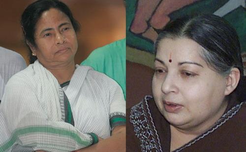 Mamta Jayalalitha