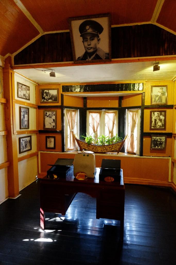 Aung San's Office