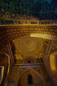 モスクの内装